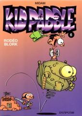 Kid Paddle -6a2008- Rodéo Blork