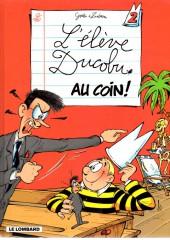 L'Élève Ducobu -2a2005- Au coin !