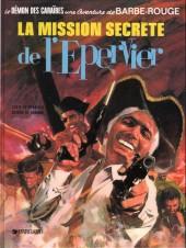 Barbe-Rouge -12b1987- La mission secrète de l'épervier