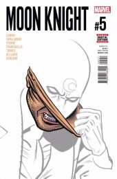 Moon Knight (2016) -5- Welcome to New Egypt: Part 5 of 5