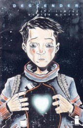Descender (Image comics - 2015) -1VC- Tin Stars: Part 1