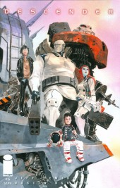 Descender (Image comics - 2015) -5- Tin Stars: Part 5
