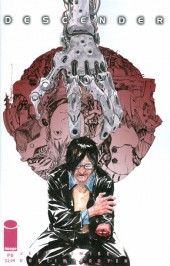 Descender (Image comics - 2015) -6- Tin Stars: Conclusion