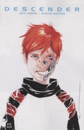 Descender (Image comics - 2015) -12- Singularities: Part 1 of 5