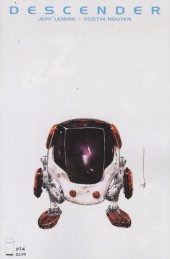 Descender (Image comics - 2015) -14- Singularities: Part 3 of 5