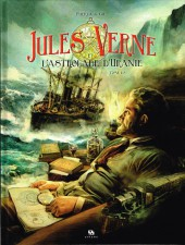 Jules Verne et l'astrolabe d'Uranie -1- Tome 1/2
