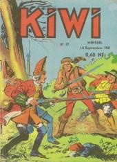 Kiwi -77- Le petit trappeur