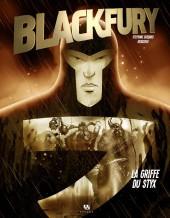 Blackfury / Blackfury Adventures -1- La Griffe du Styx