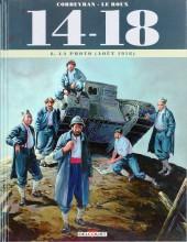 14-18 (Corbeyran/Le Roux) -6- La photo (août 1916)