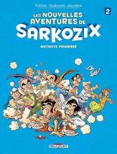 Les nouvelles aventures de Sarkozix -2- Instincts primaires