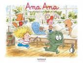 Ana Ana -8- Coup de peigne pour Touffe de poils