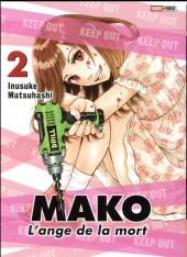 Mako : L'Ange de la Mort -2- Volume 2