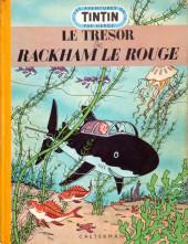 Tintin (Historique) -12B06- Le trésor de Rackham Le Rouge