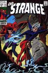 Doctor Strange Vol.1 (Marvel comics - 1968) -176- O Crave Where is the Victory