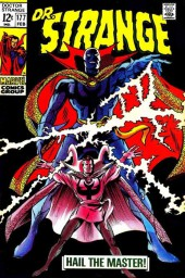 Doctor Strange Vol.1 (Marvel comics - 1968) -177- The Cult and the Curse