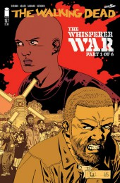 Walking Dead (The) (2003) -157A- The Whisperer War (Part 1 of 6)