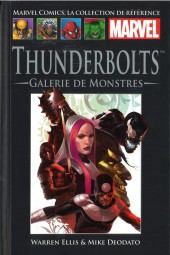 Marvel Comics - La collection (Hachette) -6665- Thunderbolts - Galerie de Monstres