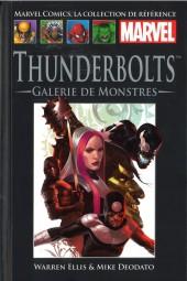 Marvel Comics - La collection (Hachette) -6665- Thunderbolts - Galerie de Monstres