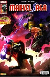 Marvel Saga (3e série - 2016) -2- Le Tournoi des champions