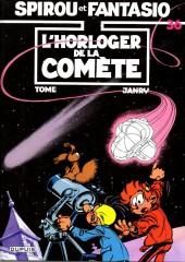 Spirou et Fantasio -36d13- L'horloger de la comète