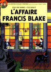 Blake et Mortimer (Les Aventures de) -13c12- L'affaire Francis Blake