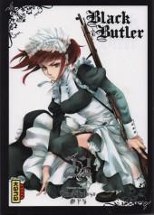 Black Butler -22- Black Diver