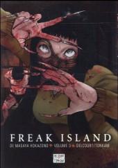 Freak Island -3- Tome 3