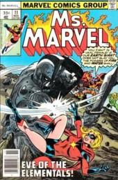 Ms. Marvel (1977) -11- Day of the dark angel!