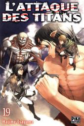 L'attaque des Titans -19- Tome 19