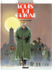 Louis la Guigne -4c98- Le jour des faucons