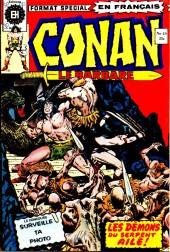 Conan le barbare (Éditions Héritage) -49- Le secret de la rivière du crâne!