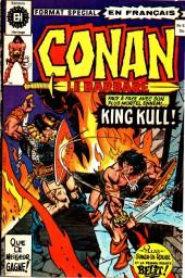 Conan le barbare (Éditions Héritage) -53- A propos de souverains anciens et futurs!