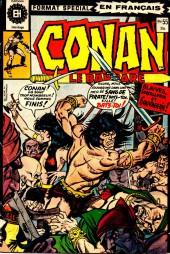 Conan le barbare (Éditions Héritage) -55- La ville dans la tempête!