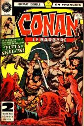 Conan le barbare (Éditions Héritage) -5758- Celui qui attend... dans le puits de Skélos!