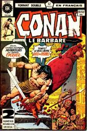 Conan le barbare (Éditions Héritage) -5960- Les cavakiers d'éperviers à Harakht!