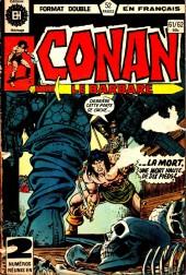 Conan le barbare (Éditions Héritage) -6162- Quand les géants foulent la terre!
