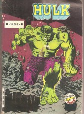 Hulk (1re Série - Arédit - Flash) -Rec10- Recueil 7069 (20-21)
