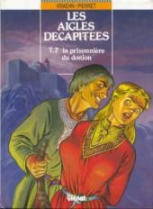 Les aigles décapitées -7a95- La prisonnière du donjon