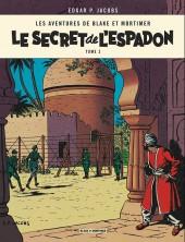 Blake et Mortimer (Les Aventures de) -2d2012- Le Secret de l'Espadon - Tome 2