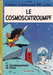 Les schtroumpfs -6a70a- Le cosmoschtroumpf