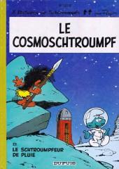 Les schtroumpfs -6b84- Le Cosmoschtroumpf