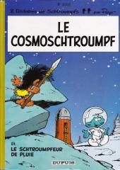 Les schtroumpfs -6c04- Le Cosmoschtroumpf