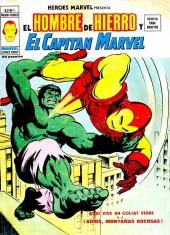 Héroes Marvel (Vol.2) -11- El Hombre de Hierro y el Capitan Marvel