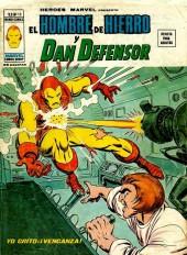 Héroes Marvel (Vol.2) -13- El Hombre de Hierro y Dan Defensor