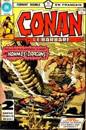 Conan le barbare (Éditions Héritage) -6768- La danse du crâne!