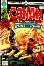 Conan le barbare (Éditions Héritage) -6970- De sabreurs et de sorciers!