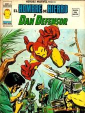 Héroes Marvel (Vol.2) -14- El Hombre de Hierro y Dan Defensor