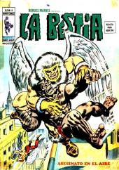 Héroes Marvel (Vol.2) -15- La Bestia: Asesinato en el aire