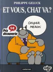 Le chat -12a2007- Et vous, chat va?