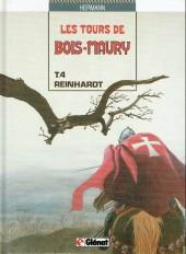 Les tours de Bois-Maury -4a93- Reinhardt